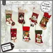 Stockings - Christmas - Children