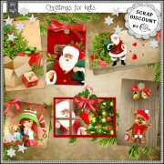 Christmas for kids - tags