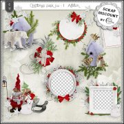 Christmas pack CU - 1 add on