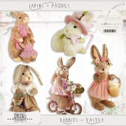Rabbits - Easter 3