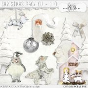 Christmas pack cu - 110