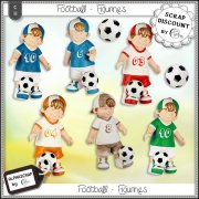 Football - Figurines