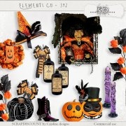 Elements cu - 392 Halloween