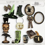 Elements cu - 394 Halloween