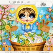 Elements cu - 441 Spring is here !
