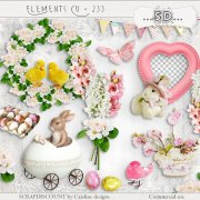 Elements CU - 233 Spring & Easter