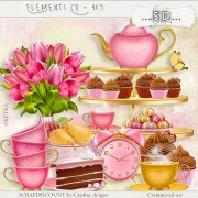 Elements cu - 405 Tea-Time
