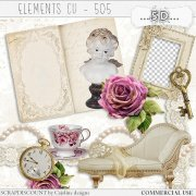 Elements cu - 505 Baroque atmosphere 1