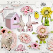 Elements CU - 235 Spring & Easter