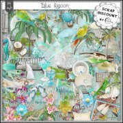 Blue lagoon - clusters