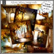 Fantasy autumn backgrounds