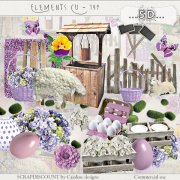 Elements CU - 149 Easter and spring
