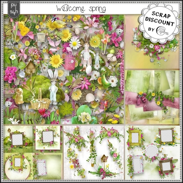 Welcome spring - album complet