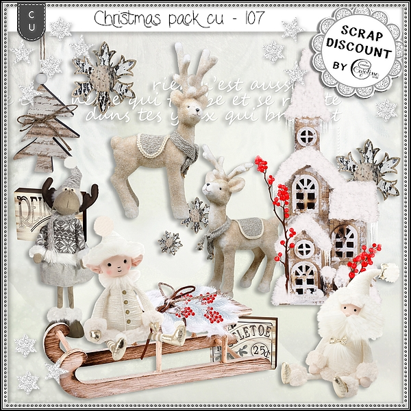 Christmas pack cu - 107