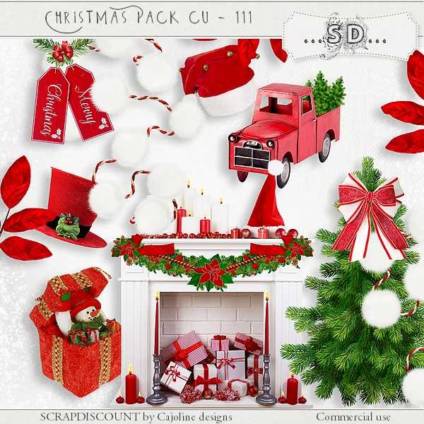 Christmas pack cu - 111