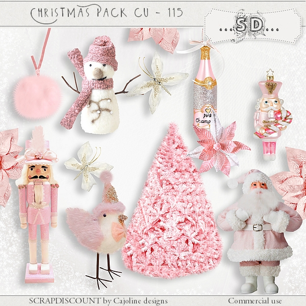 Christmas pack cu - 115