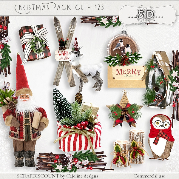 Christmas pack cu - 123