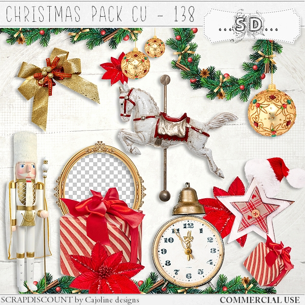 Christmas pack cu - 138