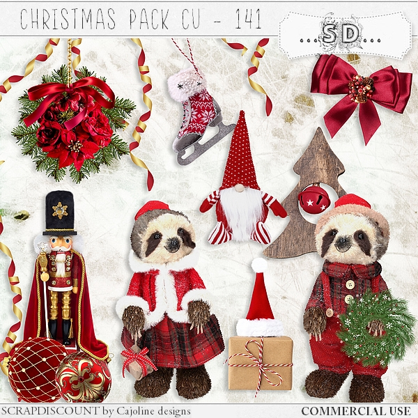 Christmas pack cu - 141