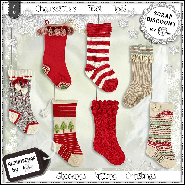 Stockings - Christmas - Knitting