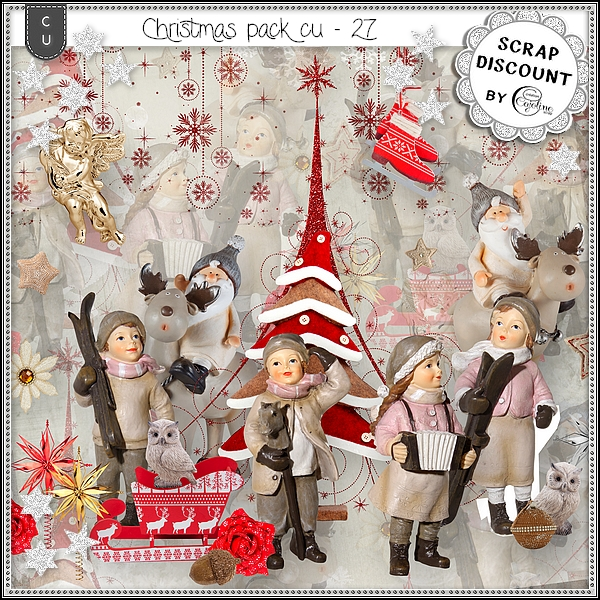Christmas pack CU - 27 - Click Image to Close
