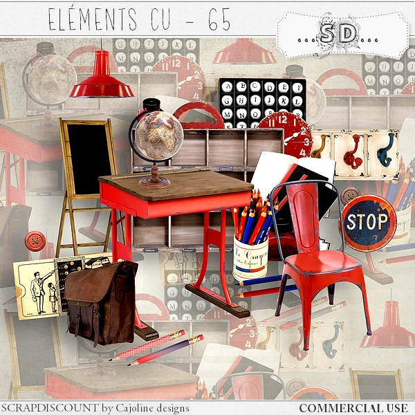 Elements CU - 65 School