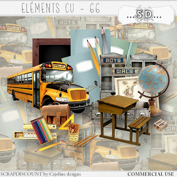 Elements CU - 66 School