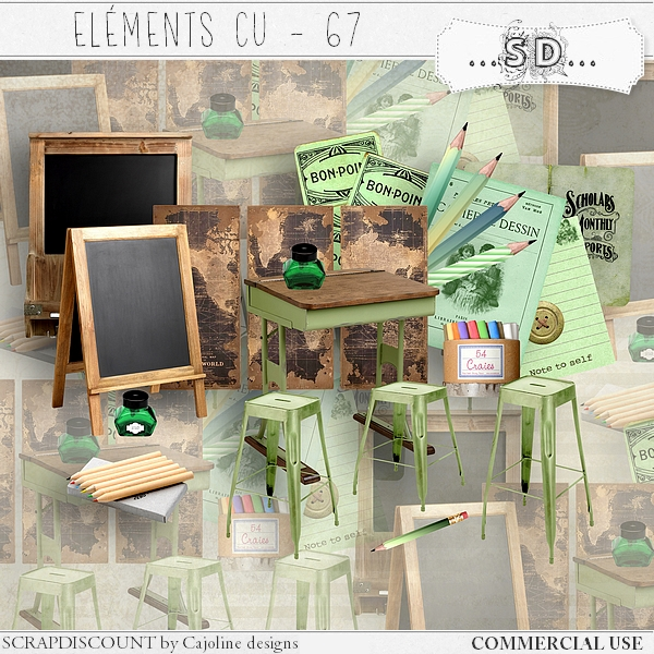 Elements CU - 67 School