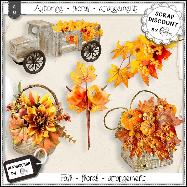 Fall - Floral - Arrangement 3