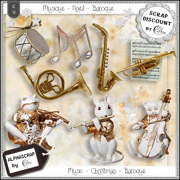 Music - Christmas - Baroque 2
