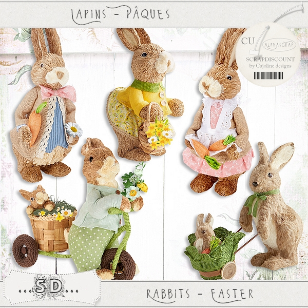 Rabbits - Easter 2