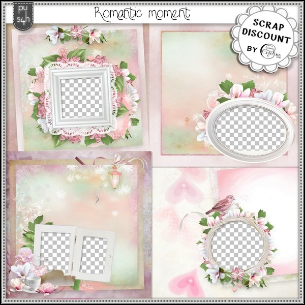Romantic moment - pages rapides