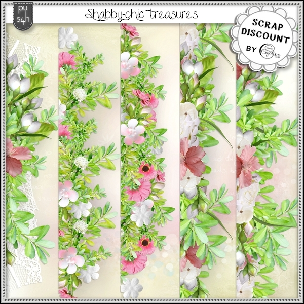 Shabby-chic treasures - borders - Click Image to Close