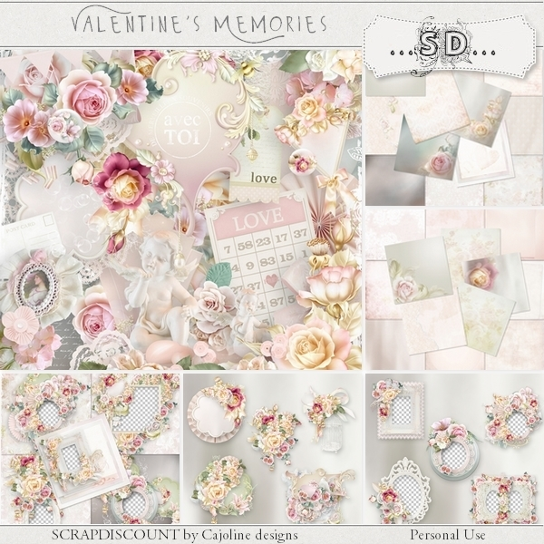 Valentine's memories - clusters - Click Image to Close